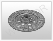 clutch plate for combine harvester machine