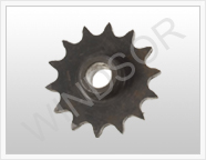 combine harvester spare parts-gear of 14 teeth