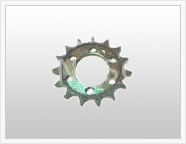 farm combine spare parts-gear with 15 teeth