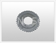 Exporter of combine harvester machine spare parts-38 teeth gear