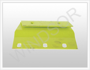 manufacturer of combine harvester spare parts-guides for harvester blades