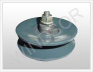 windsor-pulley with nut washer used in harvester machine supplier