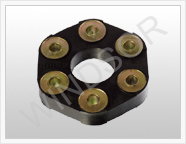 harvester rubber coupling exporter
